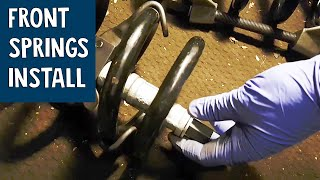 Download How To Install Front Springs | G-Body Video