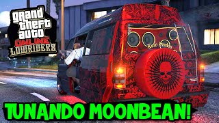 Download TUNANDO DECLASSE MOONBEAN NO BENNY'S ORIGINAL MOTOR WORKS! DLC LOWRIDERS!! - GTA V Online Video