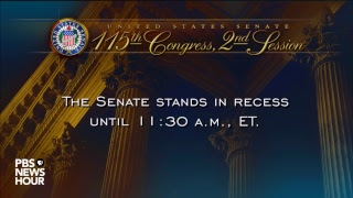 Download WATCH LIVE: U.S. Senate votes on the verge of a government shutdown Video