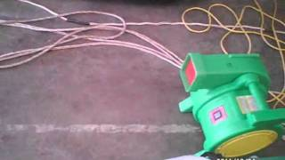 Download Device to gauge our blowers. Video