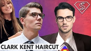 Download Clark Kent Hairstyle - Superman Henry Cavill inspired style - Men's Hair Video