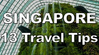 Download 13 Tips for an AWESOME Trip to Singapore Video