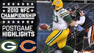 Download Packers vs. Bears 2010 NFC Championship | Game Highlights | NFL Video