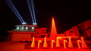 Download Top 5 Insane Christmas House Light Shows! Video