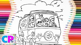 Download Scooby Doo Coloring Pages for Kids 11 , Scooby Doo Coloring Pages Kids Tv,Scooby Doo Kids Fun Video