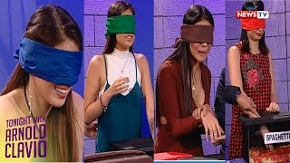 Download Tonight with Arnold Clavio: Mga Sang'gre, sumabak sa 'What's in the box?' challenge! Video