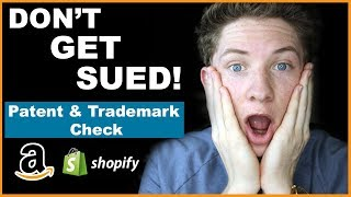 Download How To Check If A Product Is PATENTED Or TRADEMARKED (MUST WATCH!) Video