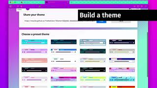 Download Color: a brand new extension by Firefox Video