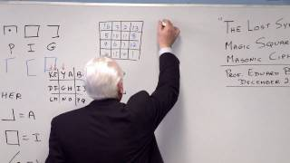 Download ″The Lost Symbol″ - Magic Squares and the Masonic Cipher Video