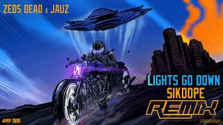 Download Zeds Dead & Jauz - Lights Go Down (Sikdope Remix) Video