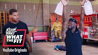 Download It's Just Water Weight | Kevin Hart: What The Fit | Laugh Out Loud Network Video