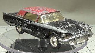 Download Corgi Restoration: #214S 1959 Ford Thunderbird Video
