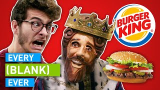 Download EVERY BURGER KING EVER Video