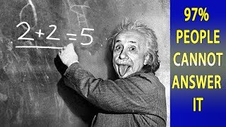 Download 3 Simple Questions Only a Genius Can Answer - Intelligence Test Video