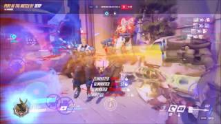 Download THE BEST OVERWATCH PLAY!!!! Video