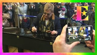 Download Elton John - Surprise London Performance Video