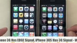 Download iPhone 3GS vs iPhone 3G Speed Test Video