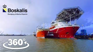 Download DSV BOKA ATLANTIS - VR Experience Boskalis Video