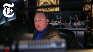 Download Why Tech Companies are Booting Alex Jones | NYT News Video
