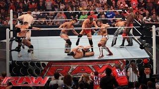 Download 10-Man Intercontinental Championship Battle Royal: Raw, September 26, 2011 Video