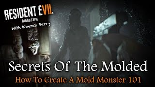 Download RESIDENT EVIL 7 NEW GAMEPLAY ANALYZED | The Secret Of The Molded | RE7 Enemies Video