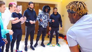Download SIDEMEN REACT to my NEW $500,000 BEERUS CHAIN Video