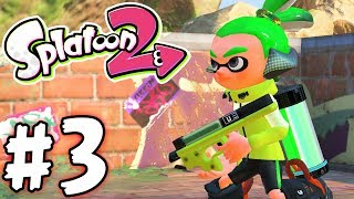 Download Splatoon 2 - Part 3 - Duel Blasters! (Gameplay Walkthrough Nintendo Switch) Video