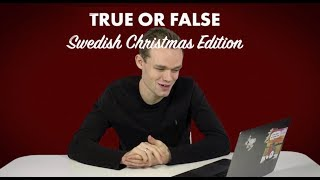 Download True Or False Swedish Xmas Edition with James TW Video
