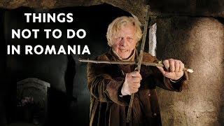 Download 10 Things NOT to Do in Romania Video