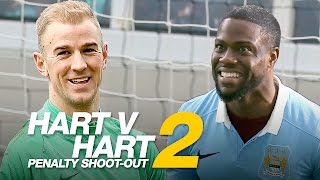 Download KEVIN HART v JOE HART | Penalty Shoot-Out Part 2 Video