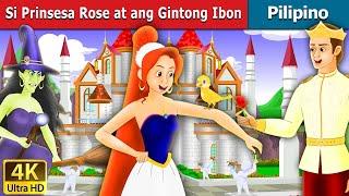 Download Si Prinsesa Rose at ang Gintong Ibon | Kwentong Pambata |Mga Kwentong Pambata| Filipino Fairy Tales Video