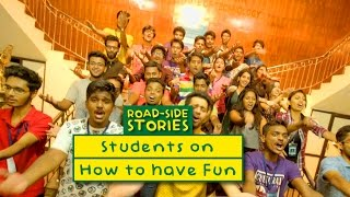 Download Students On How To Have Fun - NIT Trichy | Put Chutney Video