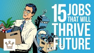 Download 15 Jobs That Will Thrive in the Future (Despite A.I.) Video