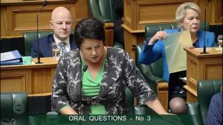 Download Question 3 - Jacinda Ardern to the Prime Minister Video