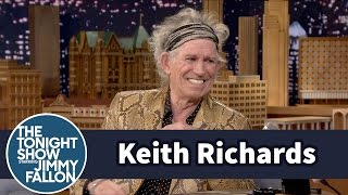 Download Lead Belly Book Inspired Keith Richards' ″Goodnight Irene″ Cover Video