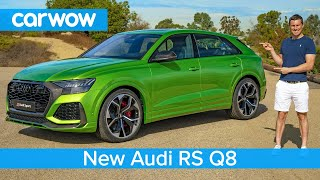 Download New Audi RS Q8 2020 - is this even better than a Lamborghini Urus? Video