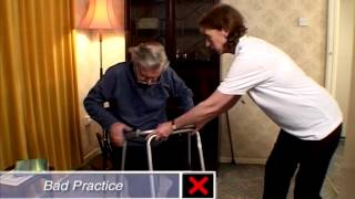 Download moving and handling Video