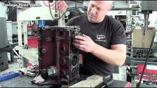 Download Engine Rebuild for Classic Car Time-Lapse Video