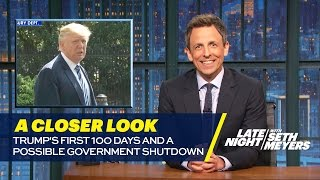 Download Trump's First 100 Days and a Possible Government Shutdown: A Closer Look Video