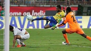 Download Vineeth's brace scripts Kerala Blaster's stunning comeback win vs Chennai Video
