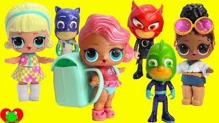 Download PJ Masks Heroes Vs. Villains LOL Surprise Dolls Limited Edition Treasure Toy Video Video