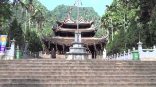 Download Amazing buddhist temples in the mountains of Vietnam Video