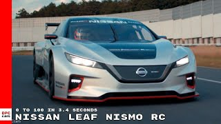 Download Electric Nissan LEAF NISMO RC Testing Video