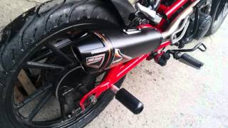 Download Nob 1 Titan for Kymco K-Pipe. Video