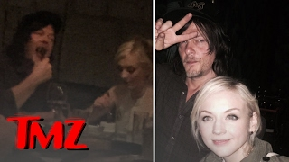 Download Are 'Walking Dead' Stars Norman Reedus and Emily Kinney Dating? | TMZ Video