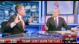Download ″What Is Wrong With A Penalty For Burning The American Flag?″ Video
