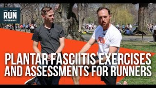 Download Plantar Fasciitis Exercises And Assessments For Runners Video