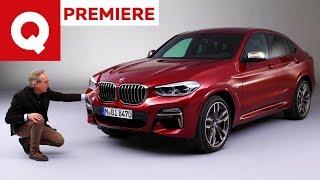 Download La nuova BMW X4 in anteprima assoluta | Quattroruote Video