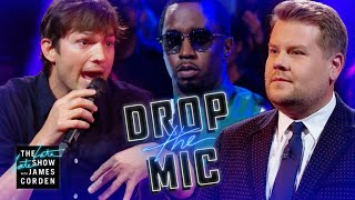 Download Drop the Mic w/ Ashton Kutcher & Sean ″Diddy″ Combs Video