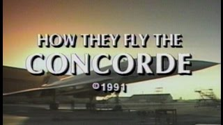 Download How They Flight The Concorde 1991 Video